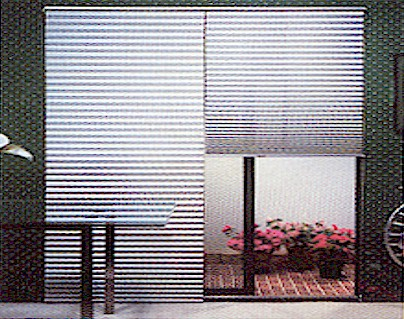 Patio Sliding Glass Door Shades. PIC32 (65245 Bytes)